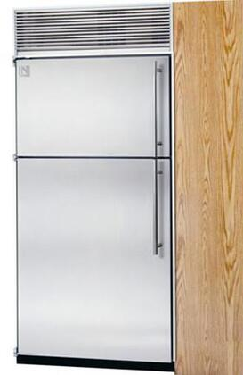 Northland 30TFWSR  Built In Counter Depth Top Freezer Refrigerator with 19.4 cu. ft. Total Capacity 8 Glass Shelves 6 cu. ft. Freezer Capacity