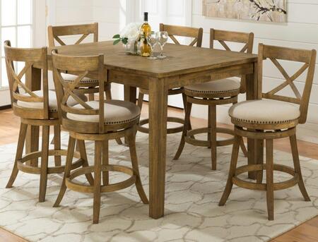 Jofran 91660SET7X Turner Dining Room Sets