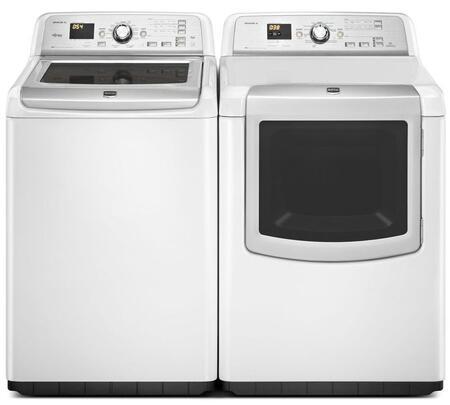 Maytag Mvwb880bwpair2 Bravos Xl Washer And Dryer Combos