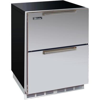 Perlick HA24FB5DNU ADA Compliant Series Built-In Upright Freezer