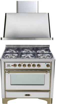 Ilve 720100 Kitchen Appliance Packages