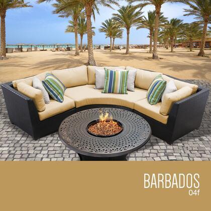 BARBADOS 04f SESAME