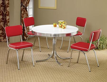 Coaster 2388TRC Cleveland Dining Room Sets