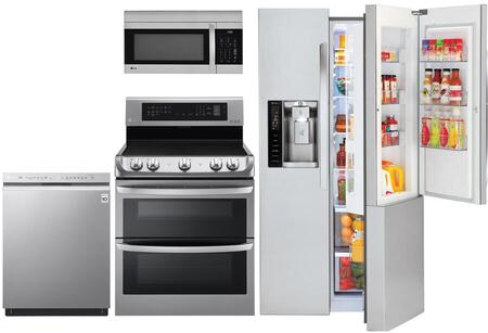 LG 741818 Kitchen Appliance Packages