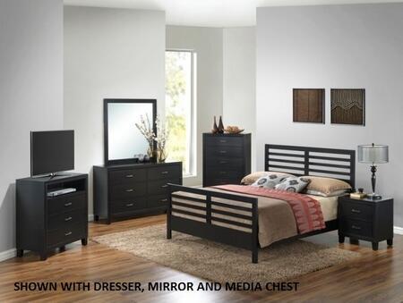 Glory Furniture G1250CFB2NTV G1250 Full Bedroom Sets