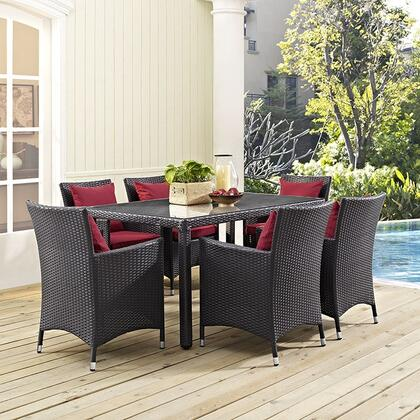 Modway EEI1923EXP6AC Convene Patio Sets