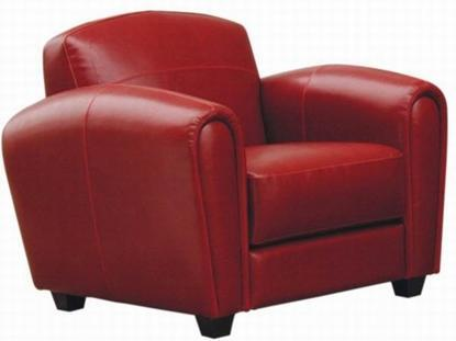 Wholesale Interiors 3007067REDCHAIR  in Red