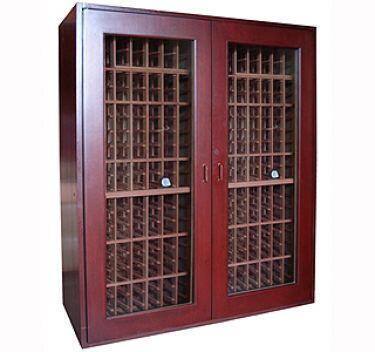 "Vinotemp VINOSONOMA500RB 65"" Wine Cooler"
