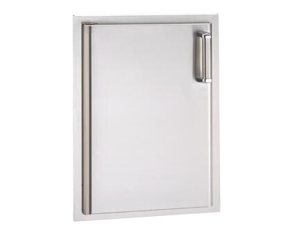 FireMagic 43820SX Single Access Door with Dual Drawers