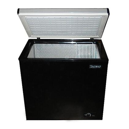 Vinotemp VTICECHEST  Chest Counter Depth Freezer with 7.2 cu. ft. Capacity in Black