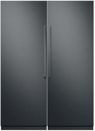 Dacor 749451 Modernist Side-By-Side Refrigerators
