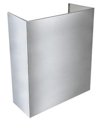 "Broan AEEPD18S 18"" Flue Cover For 9' Ceiling"