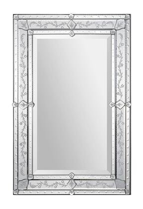 Ren-Wil MT1301  Rectangular Portrait Wall Mirror