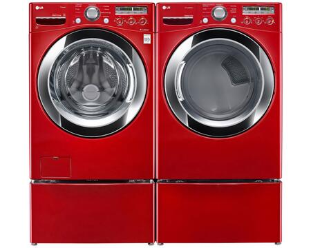LG 356268 Washer and Dryer Combos