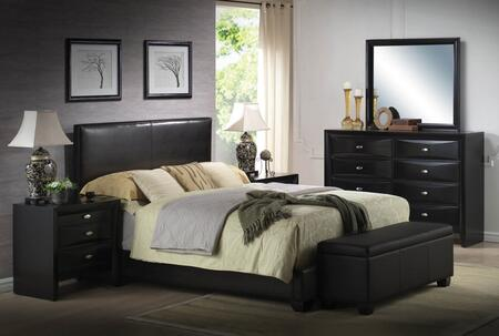 Acme Furniture 14337EK6PC Ireland King Bedroom Sets