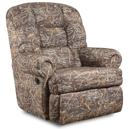 Flash Furniture AM99301355GG Camouflaged Conceal Series Contemporary Fabric Wood Frame  Recliners