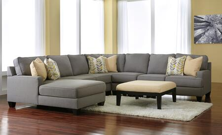 Milo Italia MI94525PLSECOALLO Peyton Living Room Sets