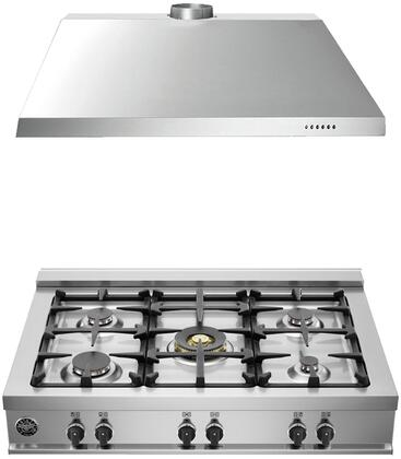 Bertazzoni 708092 Master Kitchen Appliance Packages