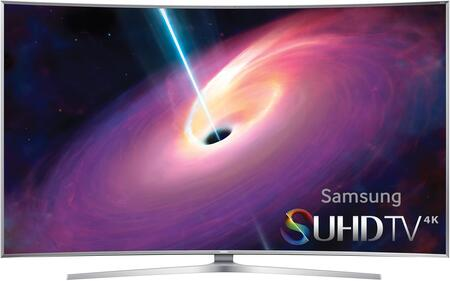 Samsung JS9500 4K UHD Smart Curved OLED 3D TV with webOS ,  Auto Depth Enhancer, Wide Viewing Angle, Nano Crystal Color, MultiZone Full Array Back Lighting and Smart Remote Control