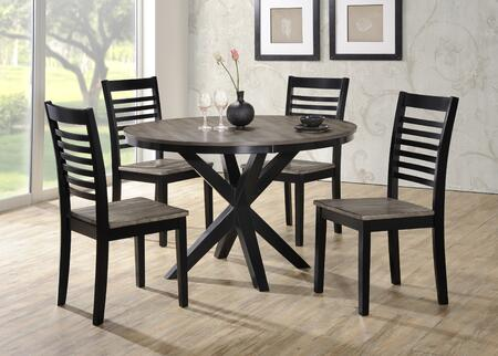 Simmons Upholstery 50184802 South Beach Dining Room Sets