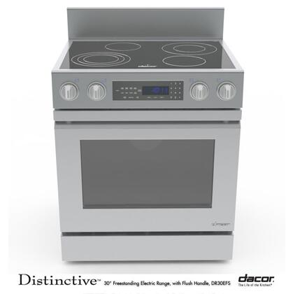 "Dacor DR30EFS 30"" Distinctive Series Electric Freestanding"