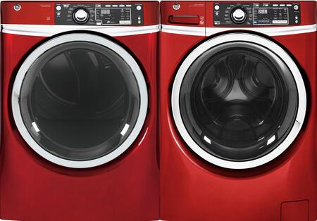 GE 721046 Washer and Dryer Combos