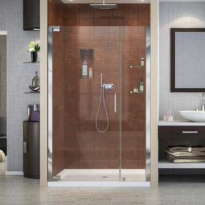 DreamLine Elegance Shower Door 46x72 01