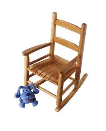 Lipper Kids 555P Childrens  Rocking Chair