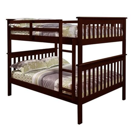 Donco 1233E  Full Size Bunk Bed