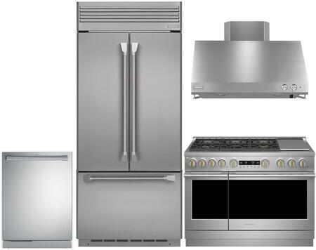 GE Monogram 709562 Kitchen Appliance Packages