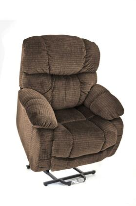 MedLift 5955CAH Contemporary Wood Frame  Recliners