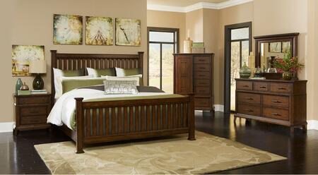 Broyhill 4364CKPOSTERNDM Estes Park California King Bedroom