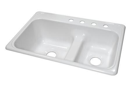 Lyons DKS01LD35 Kitchen Sink