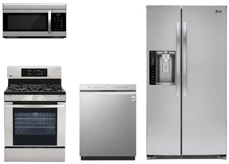 LG 732083 Kitchen Appliance Packages