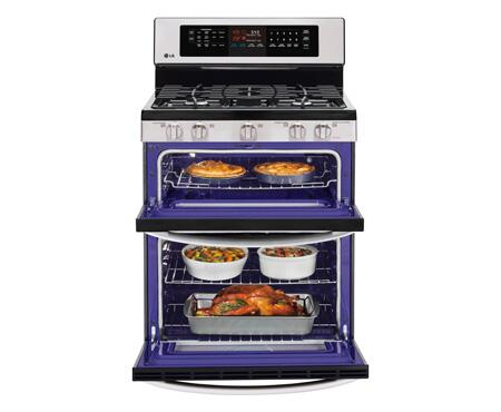 Lg Ldg3036st 30 Inch Gas Freestanding Range With Sealed