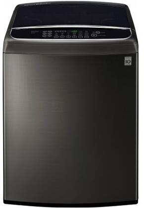 LG WT1901Cx Front Control Top Load Washer with 5.0 cu. ft. Capacity, 12 Wash Programs, ColdWash Option, TrueBalance Plus Anti-Vibration System, Energy Star Qualified, in