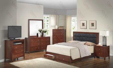 Glory Furniture G2400CKSBSET King Bedroom Sets