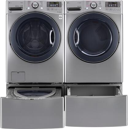 LG 719004 Washer and Dryer Combos