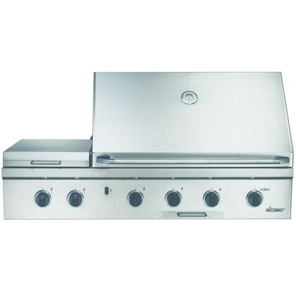 Dacor OB52LP Built-In Grill, in Silver