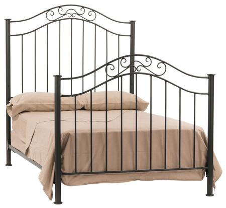 Stone County Ironworks 901060  Queen Size Complete Bed