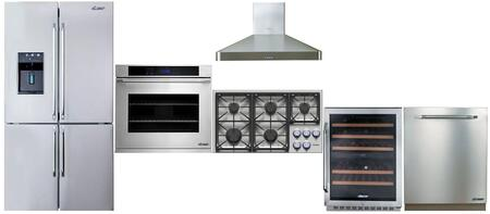 Dacor 717520 Discovery Kitchen Appliance Packages
