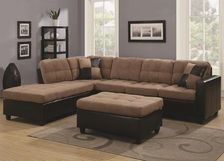 Coaster 505675SO Mallory Living Room Sets