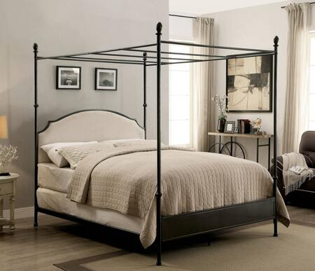 Furniture of America CM7420TSET Sinead Series  Twin Size Bed