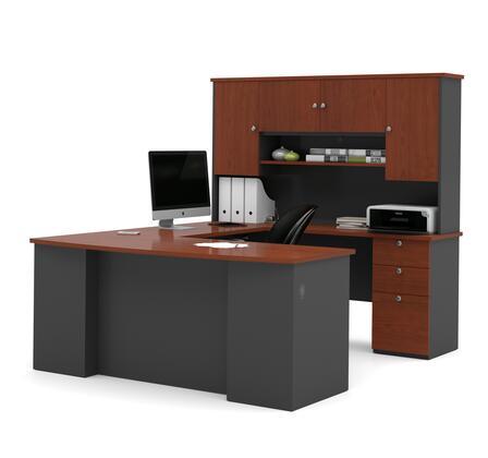 Bestar Furniture 81411 Manhattan U-shaped workstation