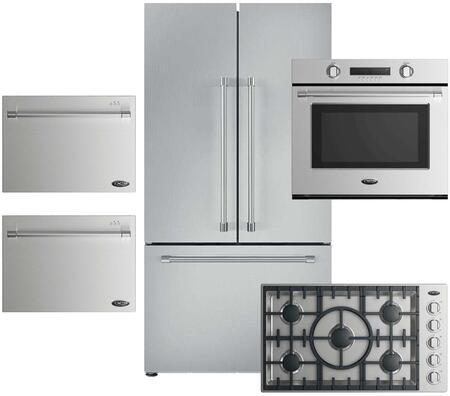 DCS 735874 ActiveSmart Kitchen Appliance Packages