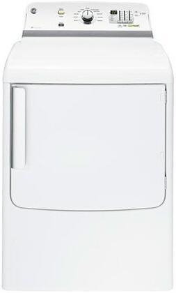 GE GTDP740GDWW Gas Dryer