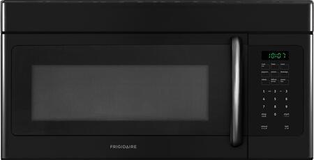 Frigidaire FFMV162LB 1.6 cu. ft. Capacity Over the Range Microwave Oven