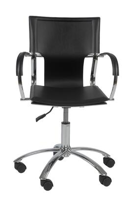 "Euro Style 17210BLK 23""  Office Chair"