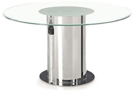 JandM Furniture Modern Dining Table 17938