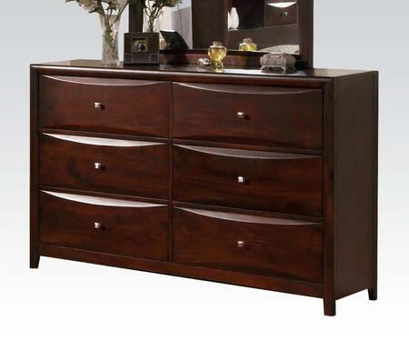 Acme Furniture 07409 Manhattan Series Wood Dresser